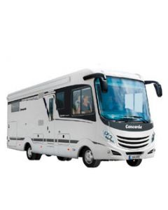 New 2016 Concorde Carver 791L Iveco A-Class Motorhome