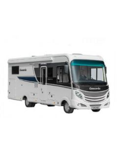 New 2016 Concorde Credo 761H Iveco Daily A-Class Motorhome