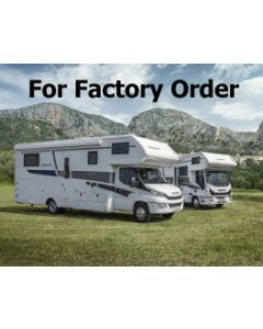 New 2016 Concorde Cruiser 791RL Iveco Daily Coachbuilt Motorhome