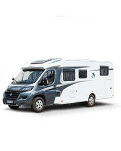 New 2016 Knaus Sky Ti 550MF Fiat Ducato Low-Profile Motorhome