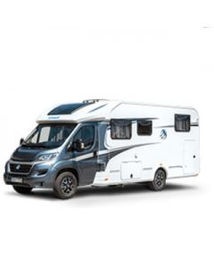 New 2016 Knaus Sun Ti 650MF Fiat Ducato Low-Profile Motorhome