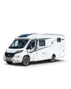 New 2016 Knaus Van Ti 550MD Fiat Ducato Low-Profile Motorhome