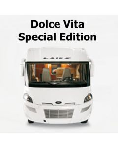 New 2016 Laika Kreos 7012 'Dolce Vita' Special Edition Fiat 150 A-Class Motorhome