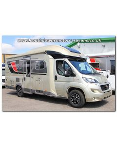 New 2017 Burstner Ixeo it680G Fiat 2.3L 130 Automatic Low-Profile Motorhome N100959