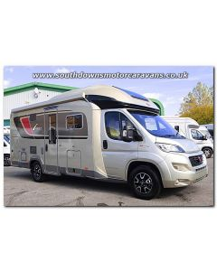 New 2017 Burstner Ixeo it680G Fiat 2.3L 130 Automatic Low-Profile Motorhome N101269 Just Arrived