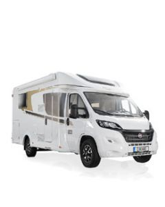 New 2017 Carado T348 Fiat 130 Low-Profile Motorhome N100866 SOLD