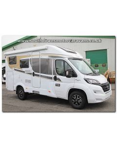 New 2017 Carado T132 Fiat 2.3L 130 Low-Profile Motorhome N100876