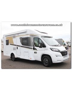 New 2017 Carado T348 Fiat 2.3L 130 Low-Profile Motorhome N100871