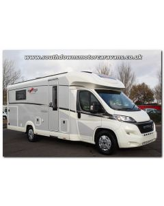 New 2017 Carthago C-Tourer T 150 Fiat 2.3L 150 Automatic Low-Profile Motorhome N101263 Just Arrived