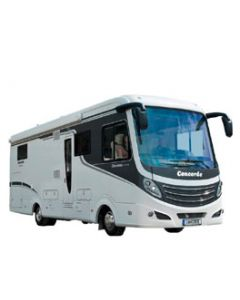 New 2017 Concorde Charisma 900L Iveco Daily A-Class Motorhome