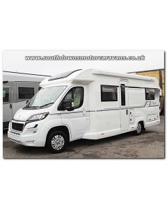 2018 Bailey Autograph 75-4 Peugeot 2.0L 160 Low-Profile Motorhome N101277 SOLD