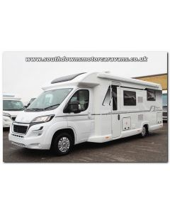 New 2018 Bailey Autograph 79-4 Peugeot Low-Profile Motorhome N101281