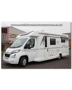 2018 Bailey Autograph 79-4 Peugeot Low-Profile Motorhome N101282 Just Arrived