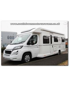 2018 Bailey Autograph 79-6 Peugeot Low-Profile Motorhome N101286