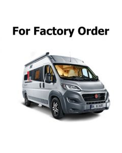2018 Burstner City Car C540 Camper Van For Factory Order