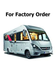 2018 Burstner Elegance I 840G Fiat Tag-Axle A-Class Motorhome For Factory Order