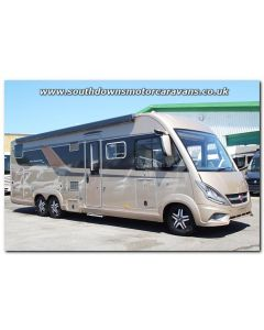 2018 Burstner Elegance I 910G Fiat 180 Automatic Tag-Axle A-Class Motorhome N101198 Just Arrived