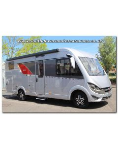 2018 Burstner Ixeo I 690G Fiat 150 Automatic A-Class Motorhome N101156 Just Arrived