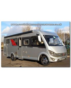 2018 Burstner Ixeo I 736 Fiat 150 Automatic A-Class Motorhome N101196 Just Arrived