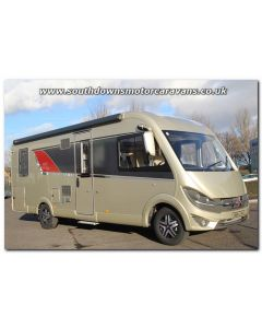 2018 Burstner Ixeo I 744 Fiat 150 Automatic A-Class Motorhome N101197 Just Arrived