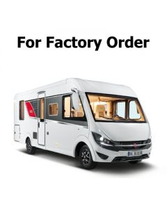 2018 Burstner Ixeo I 736 A-Class Motorhome For Factory Order