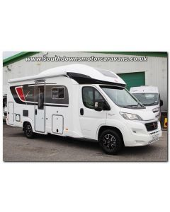2018 Burstner Ixeo TL 680G Fiat 130 Low-Profile Motorhome N100966 SOLD