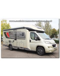 2018 Burstner Ixeo TL 680G Fiat 150 Automatic Low-Profile Motorhome N101124 Sold