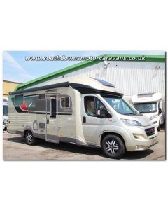 2018 Burstner Ixeo TL 734 Fiat 150 Automatic Low-Profile Motorhome N101149 Just Arrived