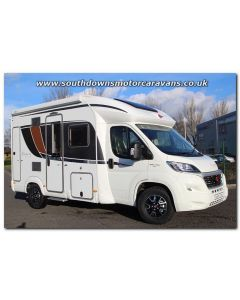 2018 Burstner Lyseo Harmony Line TD 590 Fiat 150 Automatic Low-Profile Motorhome N101072 Just Arrived