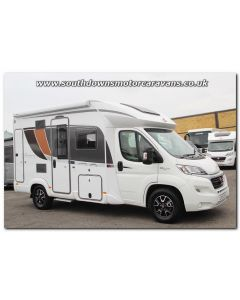 2018 Burstner Lyseo Harmony Line TD 590 Fiat 150 Automatic Low-Profile Motorhome N101073 Just Arrived