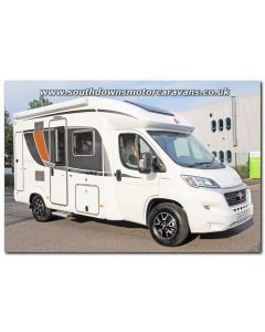 2018 Burstner Lyseo Harmony Line TD 590 Fiat 150 Automatic Low-Profile Motorhome N101078 Just Arrived