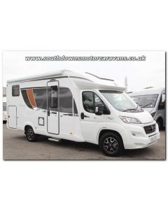 2018 Burstner Lyseo Harmony Line TD 710G Fiat 150 Low-Profile Motorhome N101092 Just Arrived