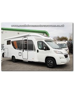 2018 Burstner Lyseo Harmony Line TD 728G Fiat 130 Low-Profile Motorhome N101026 Just Arrived