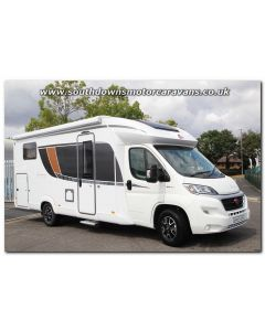 2018 Burstner Lyseo Harmony Line TD 728G Fiat 150 Automatic Low-Profile Motorhome N101102 Just Arrived