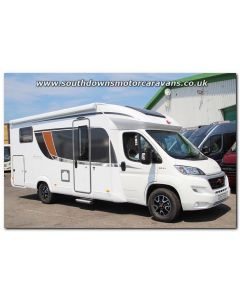 2018 Burstner Lyseo Harmony Line TD 728G Fiat 150 Low-Profile Motorhome N101093 Just Arrived