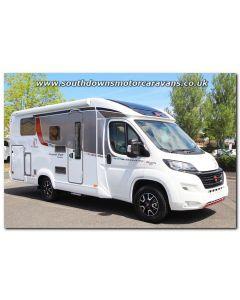 2018 Burstner Travel Van T620 'Edition 30' Fiat 150 Automatic Low-Profile Motorhome N101178 Just Arrived