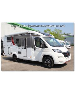2018 Burstner Travel Van T620 'Edition 30' Fiat 150 Automatic Low-Profile Motorhome N101179 Just Arrived
