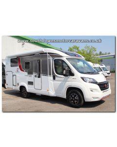 2018 Burstner Travel Van T620 'Edition 30' Fiat 150 Automatic Low-Profile Motorhome N101179