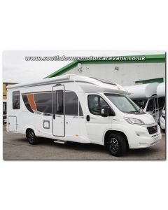 2018 Burtsner Lyseo Harmony Line TD 744 Fiat 150 Automatic Low-Profile Motorhome N101111 Just Arrived