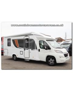 2018 Burtsner Lyseo Harmony Line TD 745 Fiat 130 Low-Profile Motorhome N101207 Just Arrived