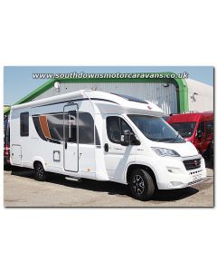 2018 Burtsner Lyseo Harmony Line TD 745 Fiat 150 Automatic Low-Profile Motorhome N101117 Just Arrived