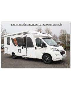 2018 Burtsner Lyseo Harmony Line TD 745 Fiat 150 Automatic Low-Profile Motorhome N101118