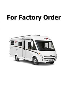 New 2018 Carthago C-Compactline I 144 QB Super-Lightweight Fiat A-Class Motorhome For Factory Order