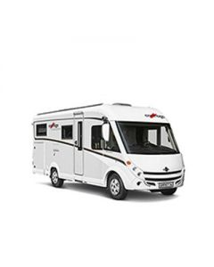 New 2018 Carthago C-Compactline I 144 LE Super-Lightweight Fiat 2.3L 150 Automatic A-Class Motorhome N101242 Due April