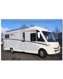 New 2018 Carthago C-Compactline I 144 LE Super-Lightweight Fiat 2.3L 150 Automatic A-Class Motorhome N101241