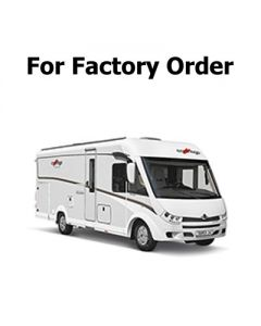 New 2018 Carthago C-Tourer I 144 QB Lightweight Fiat A-Class Motorhome For Factory Order