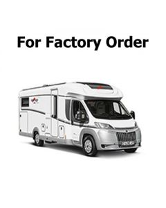 New 2018 Carthago Chic C-Line T 4.8 Fiat Low-Profile Motorhome For Factory Order