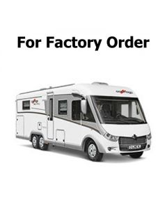 New 2018 Carthago Chic C-Line XL 5.5LE Tag-Axle Fiat A-Class Motorhome For Factory Order