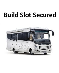 2019 Concorde Carver 890RRL Iveco Daily A-Class Motorhome N101275 Due September 2018