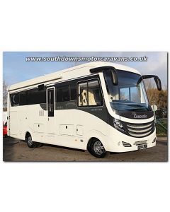 New 2017 Concorde Charisma 850L Iveco Daily A-Class Motorhome N101272